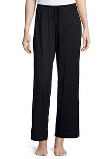 Hanro Drawstring Wide-Leg Pants