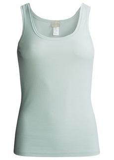 Hanro Fine Rib Tank Top - Cotton-Modal (For Women)
