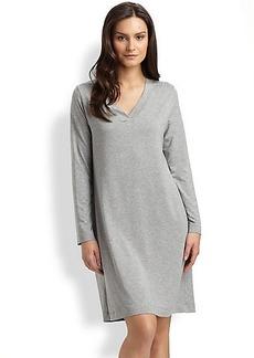Hanro Long-Sleeve Nightgown