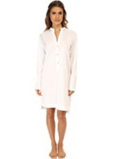 Hanro Malta Long Sleeve Gown