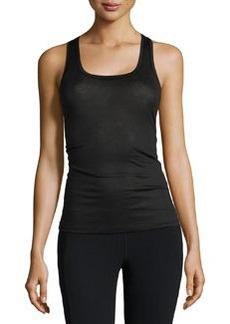 Hanro Paper Touch Tank Top, Black