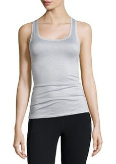 Hanro Paper Touch Tank Top, Gray