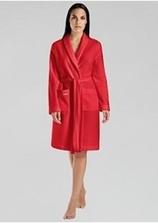 Hanro Plush Terry Short Robe