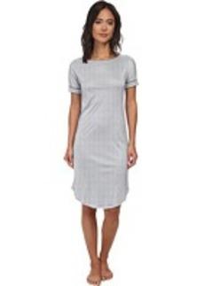Hanro Portofino Short Sleeve Gown