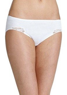 Hanro Roma High-Cut Brief