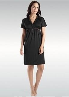 Hanro Scarlette Microfiber Gown