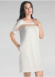 Hanro Teresa Knit Gown