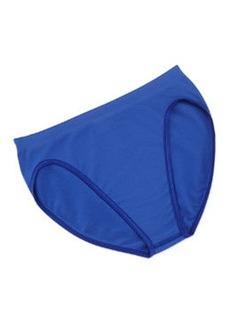 Hanro Touch Feeling High-Cut Briefs,  Vibrant Blue