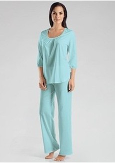 Hanro Vanessa Cotton Pajama Set