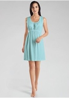 Hanro Vanessa Cotton Tank Gown