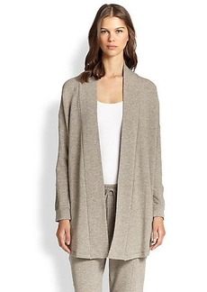 Hanro West Broadway French Terry Cardigan