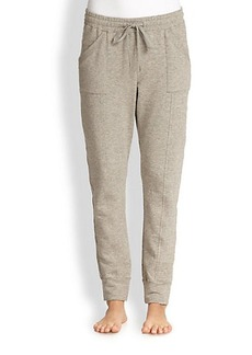 Hanro West Broadway French Terry Pants