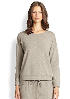 Hanro West Broadway French Terry Pullover
