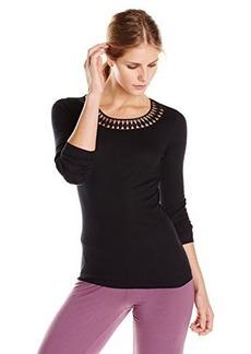 Hanro Women's Brooklyn Long Sleeve Shirt