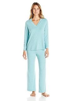 Hanro Women's Champagne Pajama