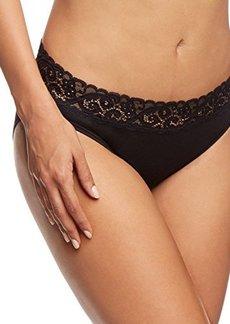 Hanro Women's Moments High Cut Brief Panty