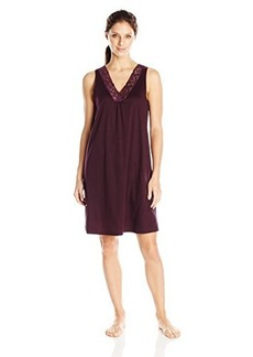 Hanro Women's Moments Tank Gown