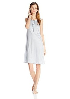 Hanro Women's Portofino Tank Nightgown