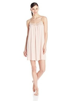 Hanro Women's Valencia Chemise Nightgown