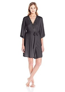 Hanro Women's Valencia Robe