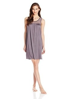 Hanro Women's Venezia Tank Nightgown