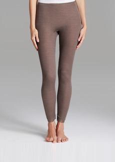Hanro Woolen Lace Leggings