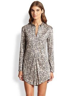 Hanro Universe of Hanro Print Jersey Sleepshirt