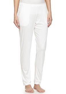 Venezia Straight-Leg Pants, Off-White   Venezia Straight-Leg Pants, Off-White