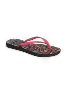Havaianas 'Slim Lace' Flip Flop (Women)
