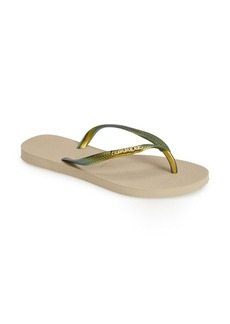 Havaianas 'Slim Furta' Flip Flop (Women)