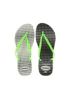 Havaianas Slim Graphic Flip Flops