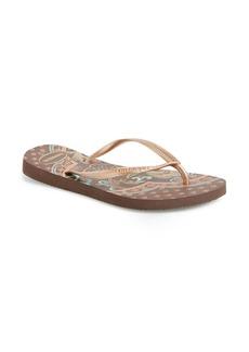 Havaianas 'Slim Thematic' Flip Flop (Women)