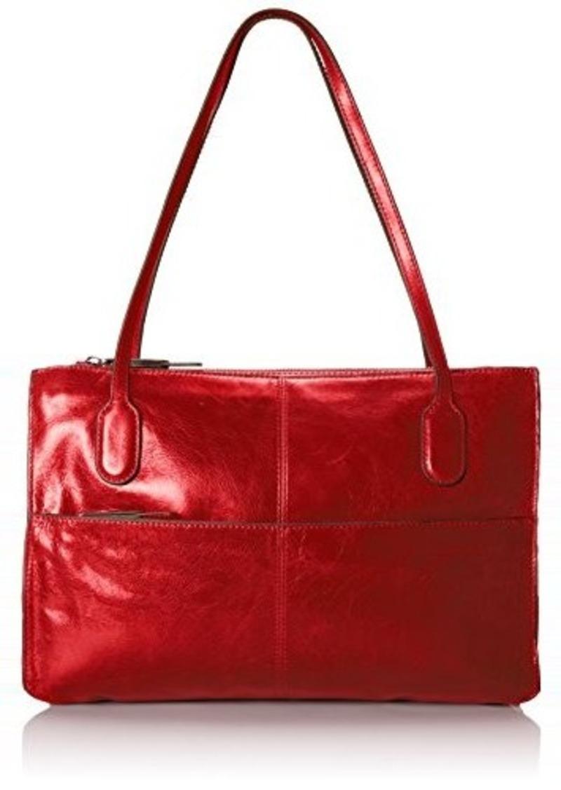 HOBO Friar Top Handle Bag,Garnet,One Size