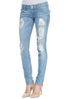 Collin Distressed Skinny Jeans, Soul Search   Collin Distressed Skinny Jeans, Soul Search