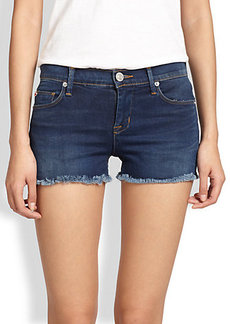 Hudson Amber Cut-Off Denim Shorts