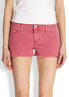 Hudson Amber Cutoff Shorts
