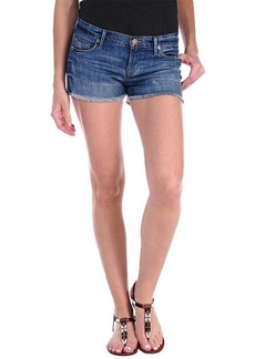 Hudson Amber Raw Edge Hem Short