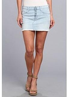 Hudson Anya Mini Skirt in The Hustle