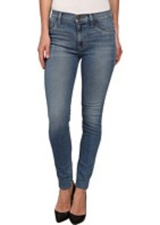 Hudson Barbara High Rise Skinny Jeans in Vague