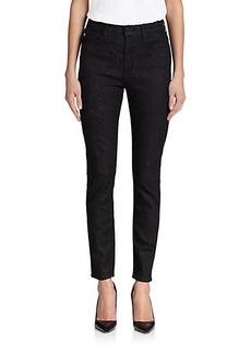 Hudson Colette Printed Skinny Jeans