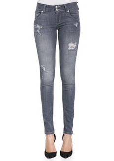 Hudson Collin Distressed Skinny Jeans