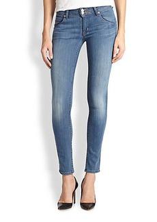 Hudson Collin Super Skinny Stretch Jeans