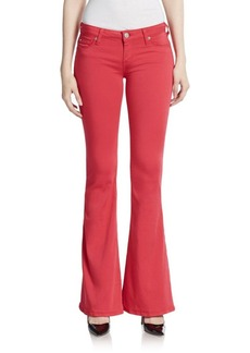 Hudson Colored Flared Jeans