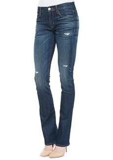 Hudson Elle Mid-Rise Boot-Cut Jeans