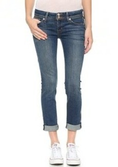 Hudson Ginny Straight Ankle Jeans