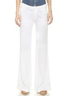 Hudson Gwen Wide Leg Linen Pants