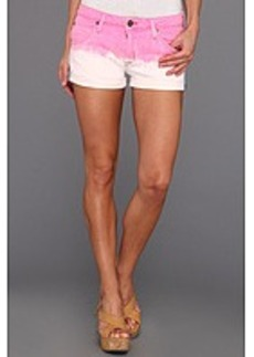Hudson Hampton Cuffed Short in Chelsea Pink
