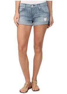 Hudson Hampton Cuffed Shorts in Seized 2