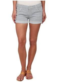 Hudson Hampton Stripe Shorts in Huntington