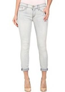 Hudson Harkin Crop Super Skinny Cuff Jeans in Native